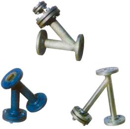SRYⅢ焊制Y型过滤器 PN2.0,5.0MPa