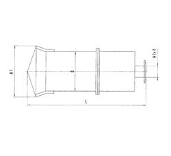 LS-KNP型氮气放散消声器