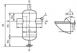 南京SQF蒸汽分水器