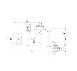 LSDP型导流式自洁式过滤器