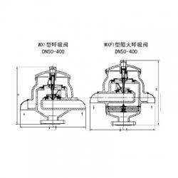 WX系列呼吸阀