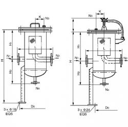 SBFQ型气体过滤器
