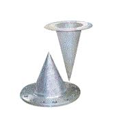SRZⅠ尖顶锥型过滤器